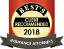 Best's Recoimmended Insurance Lawyers